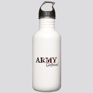 Girlfriend Army_flag . Stainless Water Bottle 1.0L
