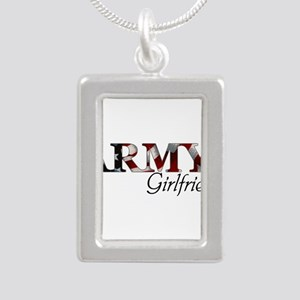 Girlfriend Army_flag Necklaces