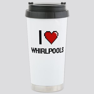 I love Whirlpools digit Stainless Steel Travel Mug