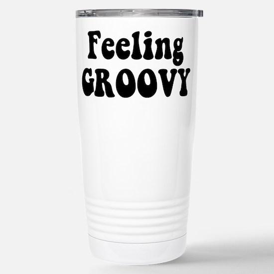 Feeling Groovy Travel Mug