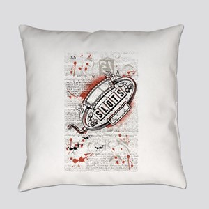 Slots Everyday Pillow