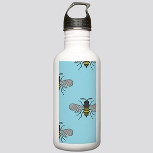 antique bees Stainless Water Bottle 1.0L