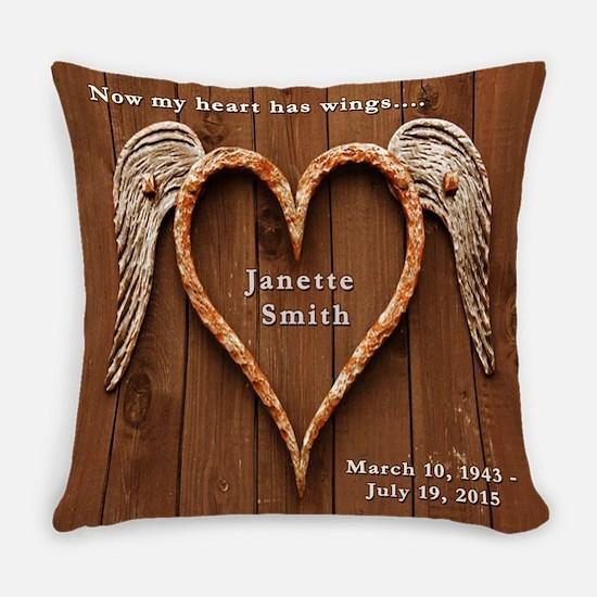 Cute Memory Everyday Pillow