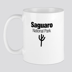 Saguaro National Park (Doodle) Mug