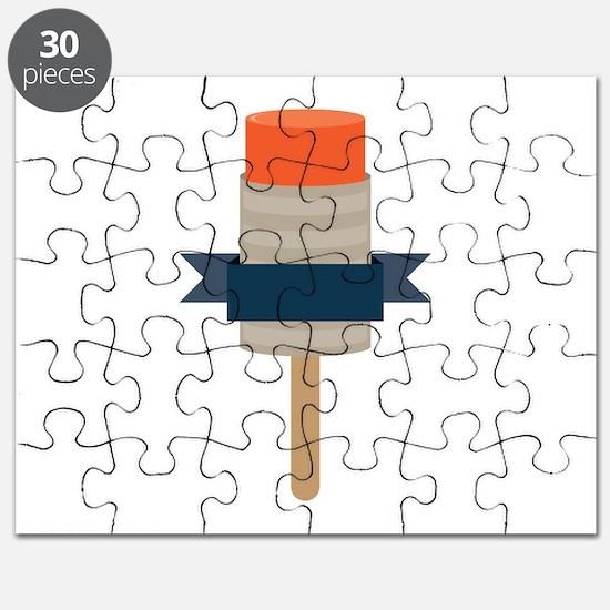 Push Up Popsicle Puzzle