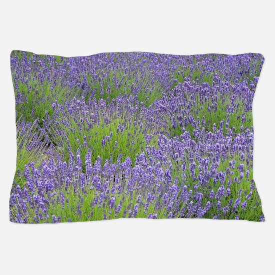 Unique Flower fields Pillow Case