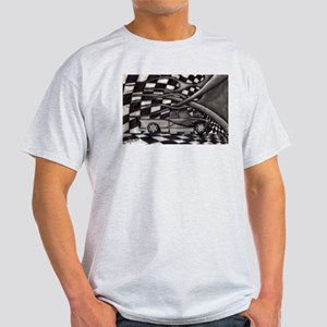 Lowered Toyota Ash Grey T-Shirt