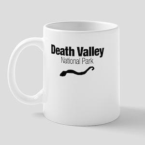 Death Valley National Park (Doodle) Mug