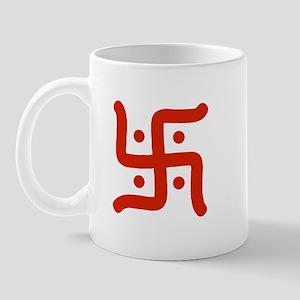 hindi swastika Mug
