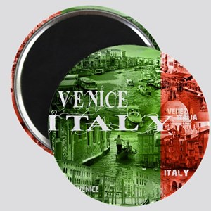 VENICE ITALY CANALS Magnet