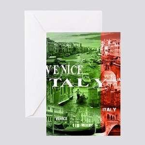 VENICE ITALY CANALS Greeting Card