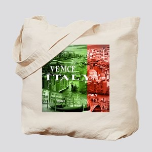 VENICE ITALY CANALS Tote Bag