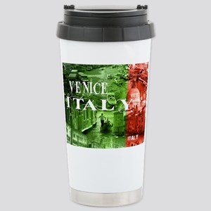 VENICE ITALY CANALS Stainless Steel Travel Mug