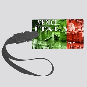 VENICE ITALY CANALS Large Luggage Tag