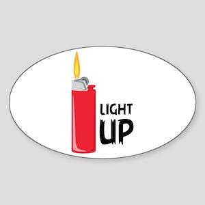 Light Up Sticker