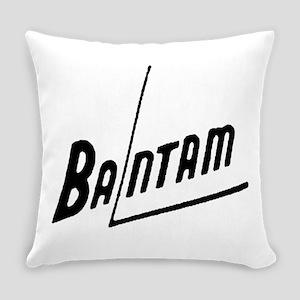 Antique cars logo Everyday Pillow