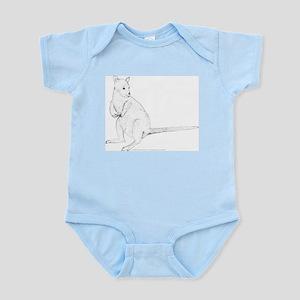 Quokka (Setonix brachyurus) Infant Bodysuit