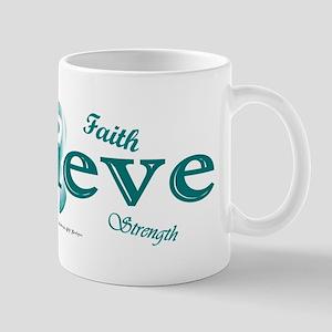Courage, Hope, Strength, Faith 3 (OC) Mug
