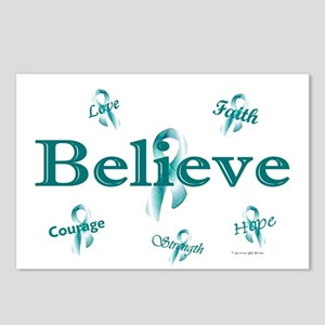 Courage, Hope, Strength, Faith 3 (OC) Postcards (P