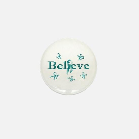 Courage, Hope, Strength, Faith 3 (OC) Mini Button