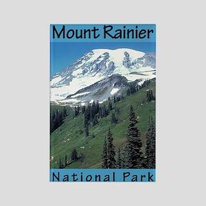 Mount Rainier National Park (Vertical) Rectangle M