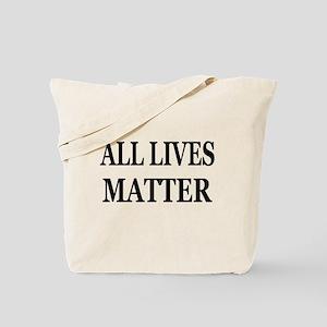 ALL LIVES MATTER Tote Bag