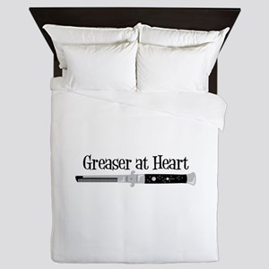Greaser At Heart Queen Duvet