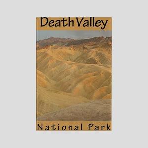 Death Valley National Park (V Rectangle Magnet