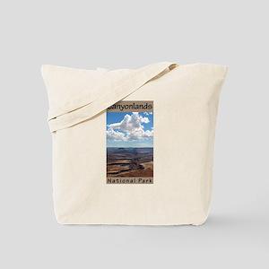Canyonlands National Park (Ve Tote Bag