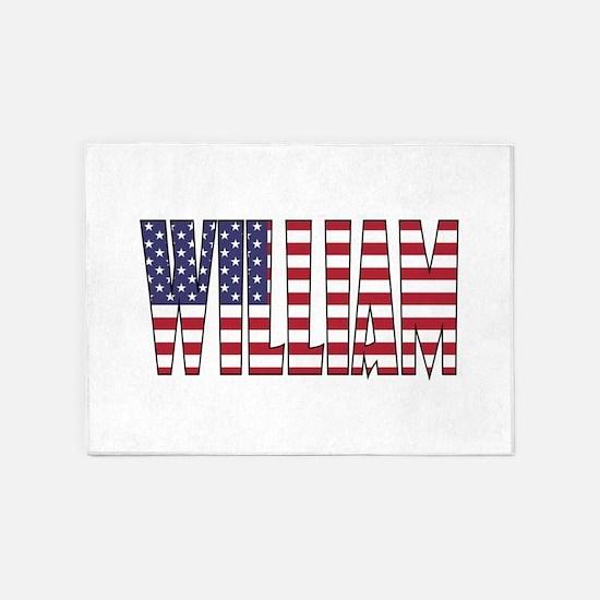 William 5'x7'Area Rug