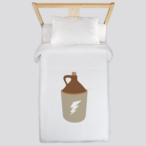 Moonshine Jug Twin Duvet