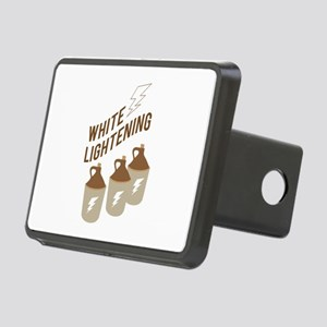 White Lightening Hitch Cover