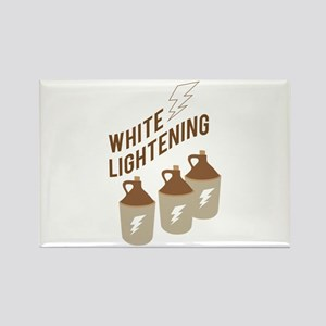 White Lightening Magnets