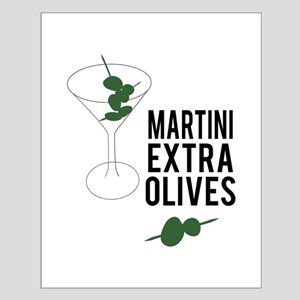Martini Extra Olives Posters