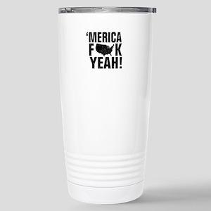 America Fck Yeah! Travel Mug