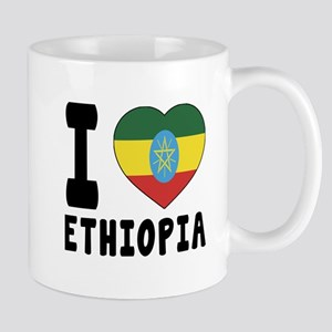 I Love Ethiopia Mug