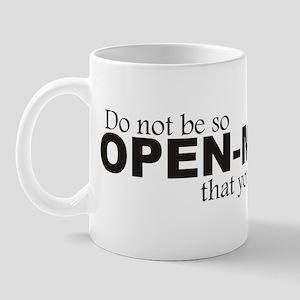 Open-Minded Mug