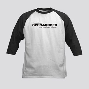 Open-Minded Kids Baseball Jersey