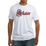 Skater Fitted T-Shirt