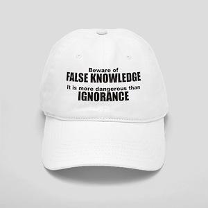 Beware False Knowledge Cap