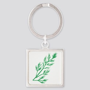 Dill Weed Keychains
