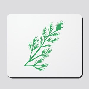 Dill Weed Mousepad