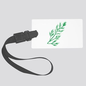 Dill Weed Luggage Tag