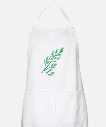 Dill Weed Apron