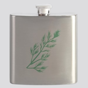 Dill Weed Flask