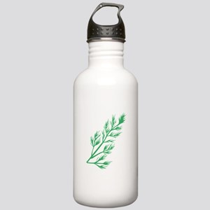 Dill Weed Water Bottle
