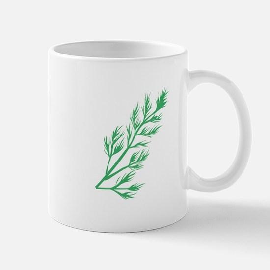 Dill Weed Mugs
