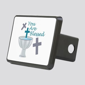 You Are Blessed Hitch Cover
