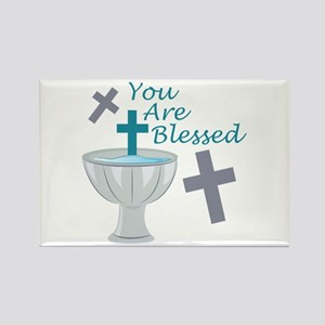 You Are Blessed Magnets
