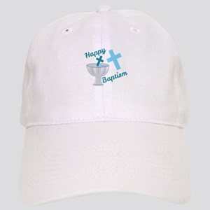 Happy Baptism Baseball Cap